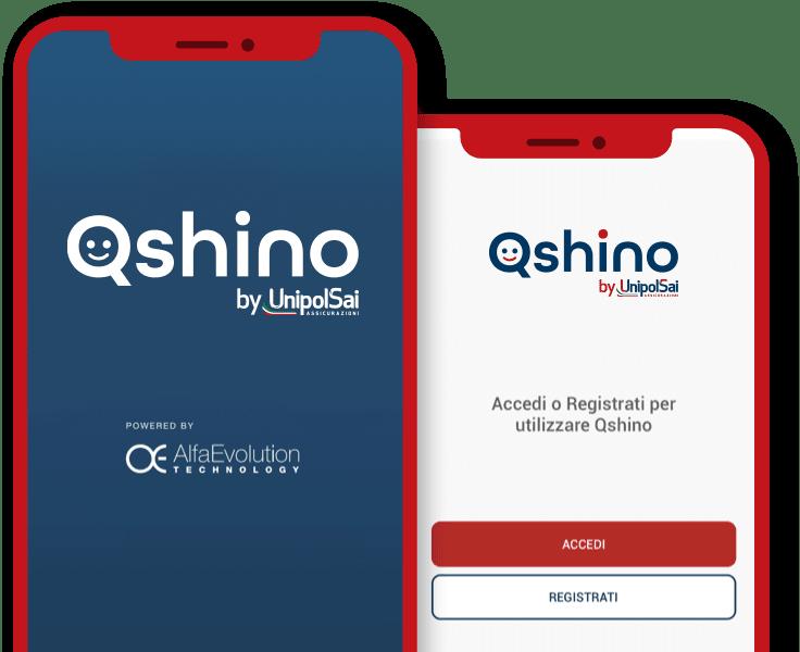 Qshino app
